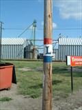 Image for Lincoln Highway Marker - Clarks, Nebraska