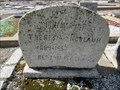 Image for Theresia Knoblauch - Oliver Cemetery - Oliver, British Columbia