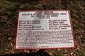 Image for Adams' Brigade Tablet - Chickamauga National Battlefield