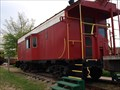 Image for Nickel Plate caboose - Dennison, Ohio