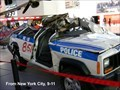 Image for Memorial de Caen-9/11 NY Police Car - Caen France
