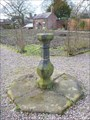 Image for Rode Hall Sundial - Scholar Green, Cheshire, UK.