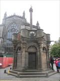 Image for Mercat Cross - Edinburgh, Scotland