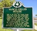 Image for Vance-Gillis House - Biloxi, MS
