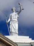 Image for Goddess of Justice - Gatesville, TX