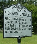 Image for Richard Caswell, Marker F-2