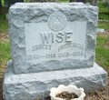 Image for Ernest Wise - Oak Hill Cemetery - Lawrence, Ks
