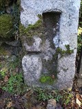 Image for Slotted Gatepost, Babeny, Dartmeet, Dartmoor, Devon.