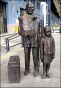 Image for Sir Nicholas Winton's act memorial