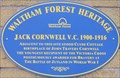 Image for Jack Cornwell VC - Clyde Place, London, UK