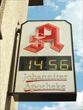 Image for Display at Johanniter Apotheke Adenau - RLP / Germany