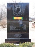 Image for Vietnam POW/MIA  Memorial - Veterans Memorial Plaza - Saginaw Michigan