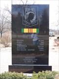 Image for Vietnam POW/MIA  Memorial - Veterans Memorial Plaza - Saginaw Michigan