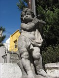 Image for Little boy playing the flute - Sao Paulo, Brazil