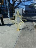 Image for Star Bike Rack - Bethlehem, PA
