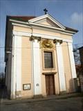 Image for kostel Povýšení sv. Kríže - Buštehrad, okres Kladno, CZ