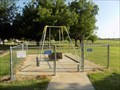 Image for Wheelchair Playground Swing - Mustang, OK