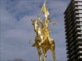 Image for The French Revolution Centennial - Jeanne d'Arc Equestrian Statue - Philadelphia, PA