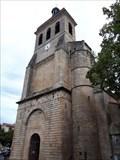 Image for L'abbaye Saint-Sauveur - Figeac (Lot), France