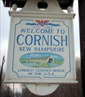 Image for Longest Covered Bridge in the U.S.A.  -  Cornish, NH