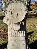 Image for James Barry, Mt. Hope Cemetery, Ashland, WI USA