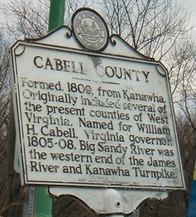 Cabell County/Wayne County - West Virginia Historical