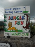 Image for Arnold Palmer Putting Course and Jungle Fun - Exmouth, England