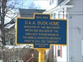 Image for D.A.A. Buck Home