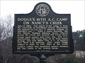 Image for Dodge's 16th A.C. Camp On Nancy's Creek - GHM 044-5 - DeKalb Co., GA