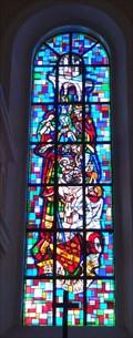 Image for The Windows of Église Saints-Pierre-et-Paul d'Eguisheim - Alsace / France