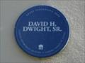 Image for David H. Dwight, Sr. - Jacksonville, FL