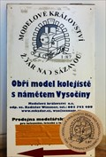 Image for No. 1912, Modelove kralovstvi - Zdar nad Sazavou, CZ