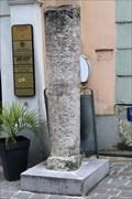 Image for Kopie eines römischen Meilensteins / Replica of Roman Milestone - St. Pölten, Austria