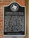 Image for Farmers State Bank and Reinstein Store