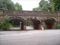 Image for Meyrick Park Crescent Railway Bridge - Bournemouth, Dorset, UK