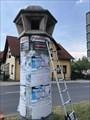 Image for Advertising column, Ohrdrufer Straße - Waltershausen, TH, D
