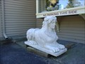 Image for A Pair of Sphinxes  - Great Barrington, MA