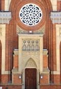 Image for Plum Street Temple, Cincinnati, OH