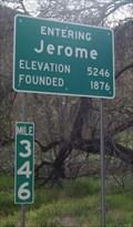 Image for Jerome, AZ