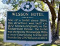 Image for Wesson Hotel