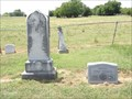 Image for Hinman - Old Tarrant Cemetery - Sulphur Springs, TX