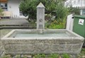 Image for Water Trough - Sargans, Switzerland