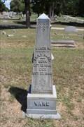 Image for James H. Ware - Pecan Grove Memorial Park - McKinney, TX