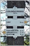 Image for 450m.- U Zeleneho pruseku, Lány, CZ