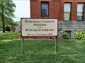 Image for Marshall County Historical Society - Marysville, KS