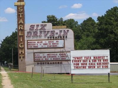 Starlight 6 Drive In Atlanta Ga Drive In Movie Theaters On Waymarking Com