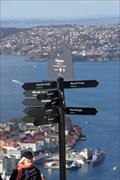 Image for There from Here - Fløyfjellet Mt Fløyen Bergen