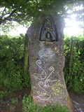 Image for Millennium Stone, Glastonbury, Somerset.