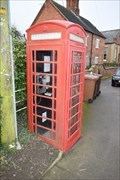 Image for Red Telephone Box - Redmile, Leicestershire, NG13 0GL