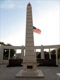 Image for Dealey Plaza Obelisk - Dallas, TX